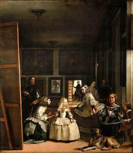 Las Meninas by Velázquez