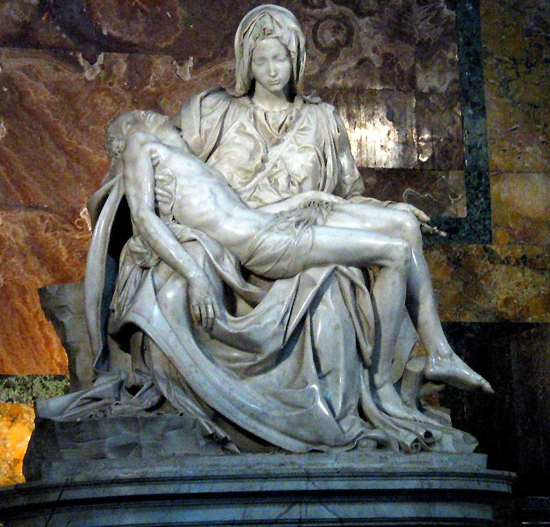 Michelangelo_Petersdom_Pieta