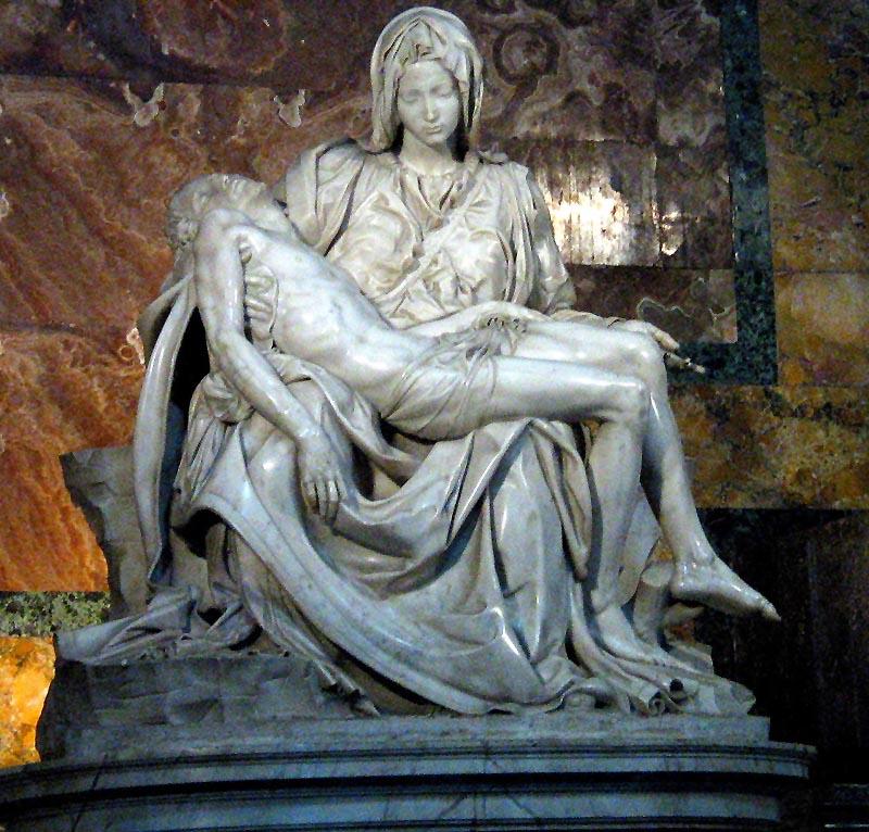 Michelangelo_Petersdom_Pieta