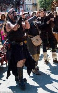heavy medieval musicians