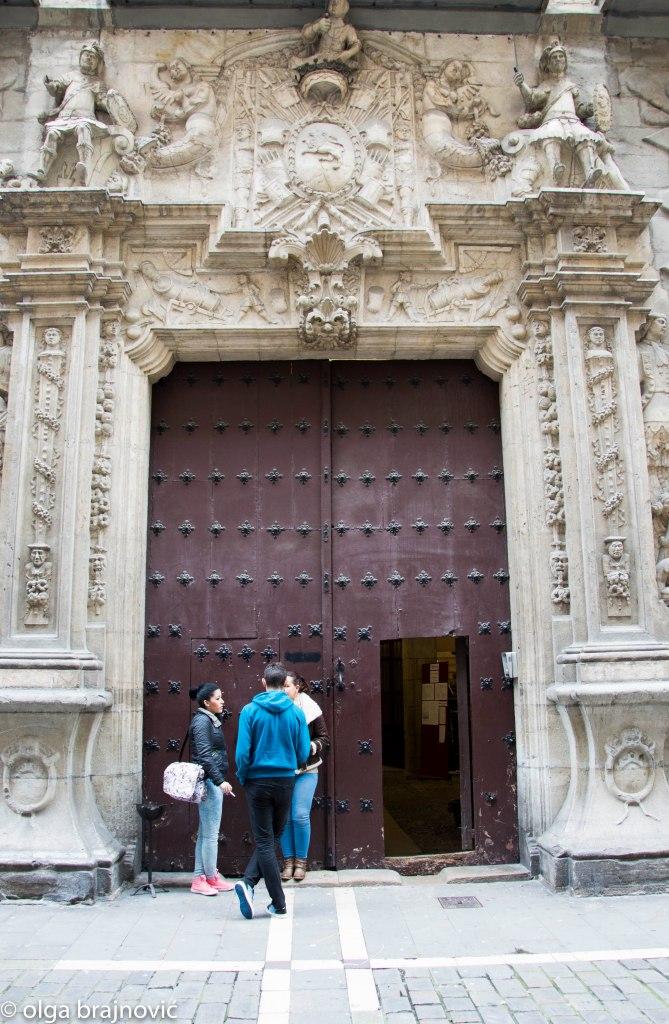 The Ezpeleta Palace