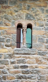 Windows from the XIII Century